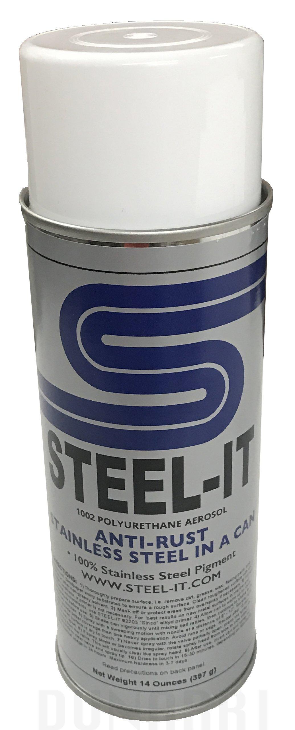 Steel-it Polyurethane 14oz Spray Can