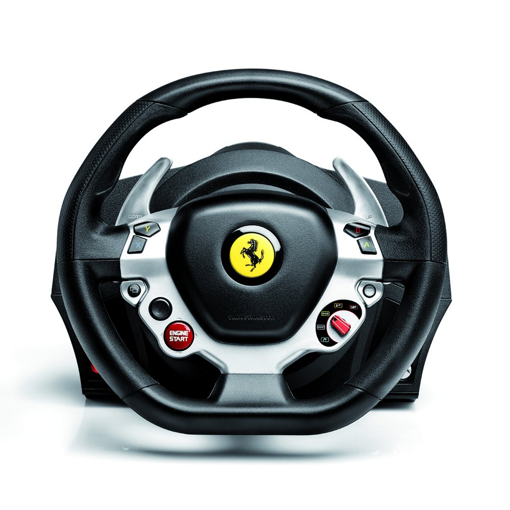 MSY THRUSTMASTER TX Racing Wheel Ferrari 458 italia Edition XBOX ONE