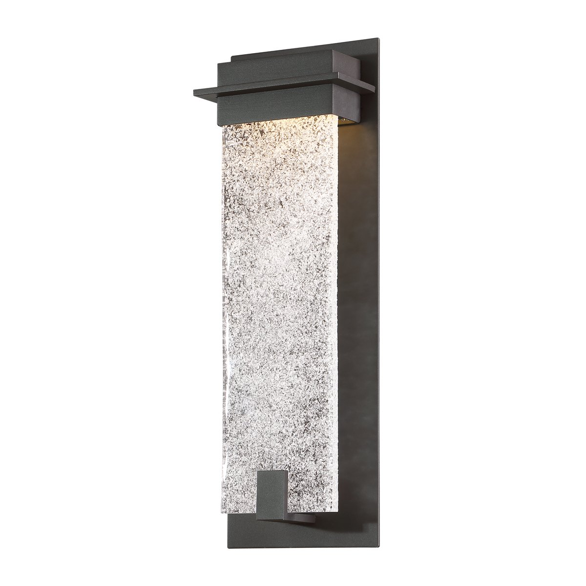 WAC Lighting WS-W41716-BZ Spa 16'' LED Outdoor Wall Light, 16 Inches, Bronze