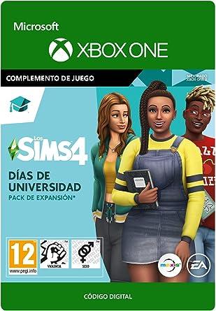 The Sims 4 Discovery University | Xbox One - Código de descarga: Amazon.es: Videojuegos