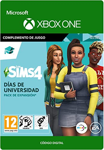 The Sims 4 Discovery University | Xbox One - Código de descarga ...