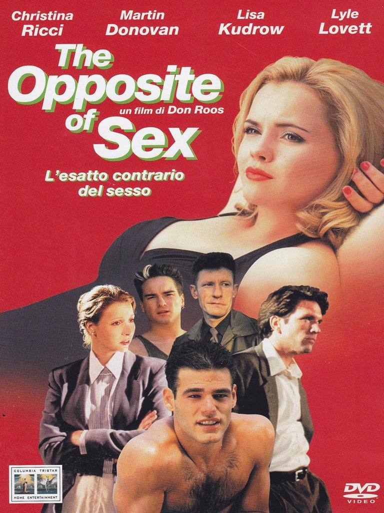 Amazon.com: Opposite Of Sex (The) - IMPORT: martin donovan, lisa kudrow,  don ross: Movies & TV