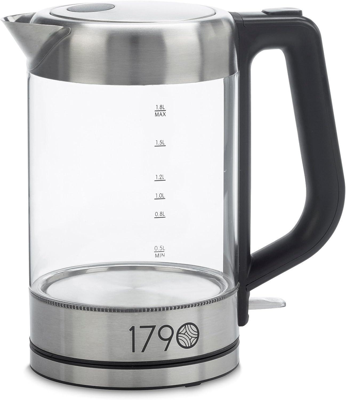 Tetera eléctrica 1790 de 1,8 litros (0,5 galones), sin BPA ...