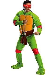 Amazon.com: Rubies Costume - Disfraz de Tortugas Ninja ...