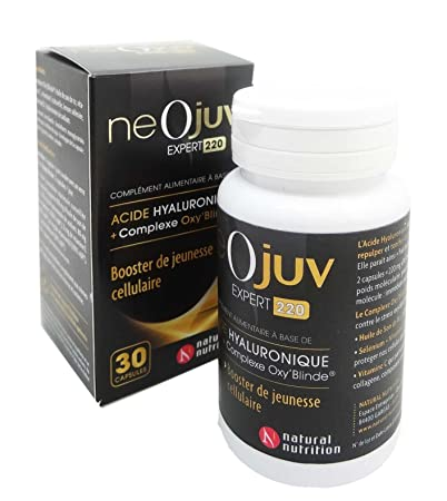 Amazon com : NeOjuv Expert 220 Hyaluronic Acid Complete Oxy Binde 30