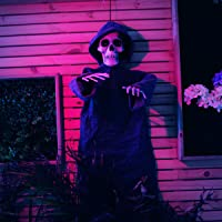 On'h Animated Halloween Skeleton Ghost Decorations Deals