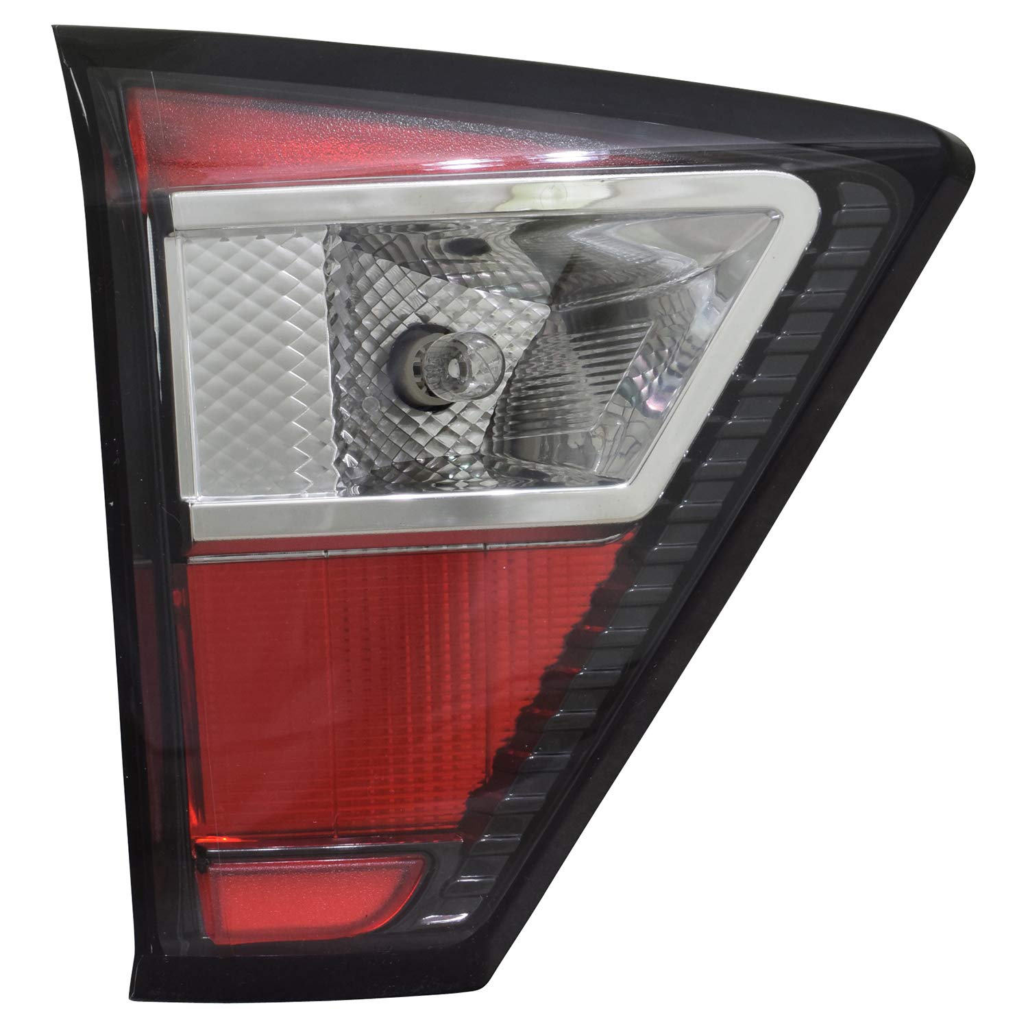 No variation Tail Light Assembly Multiple Manufactures FO2802117N Standard