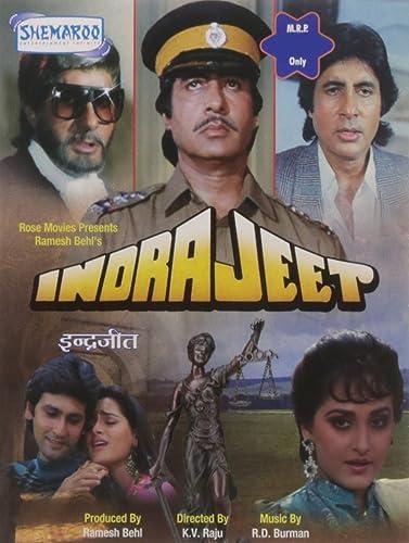 Indrajeet Amazon In Amitabh Bachchan Jaya Prada Kumar Gaurav Neelam Saeed Jaffery K V Raju Amitabh Bachchan Jaya Prada Movies Tv Shows