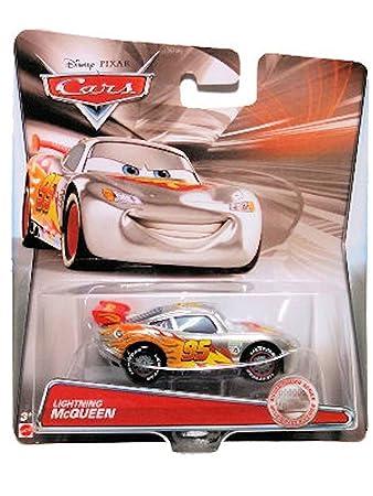 Amazon Com Disney Pixar Cars Silver Racing Series