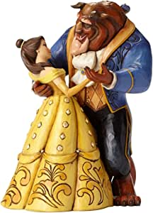 Disney Tradition Moonlight Waltz (Belle & Beast Dancing Couple 25th Anniversary Figuur)