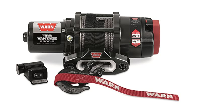 Warn 90251 ProVantage 2500-S Winch - 2500 lb. Capacity