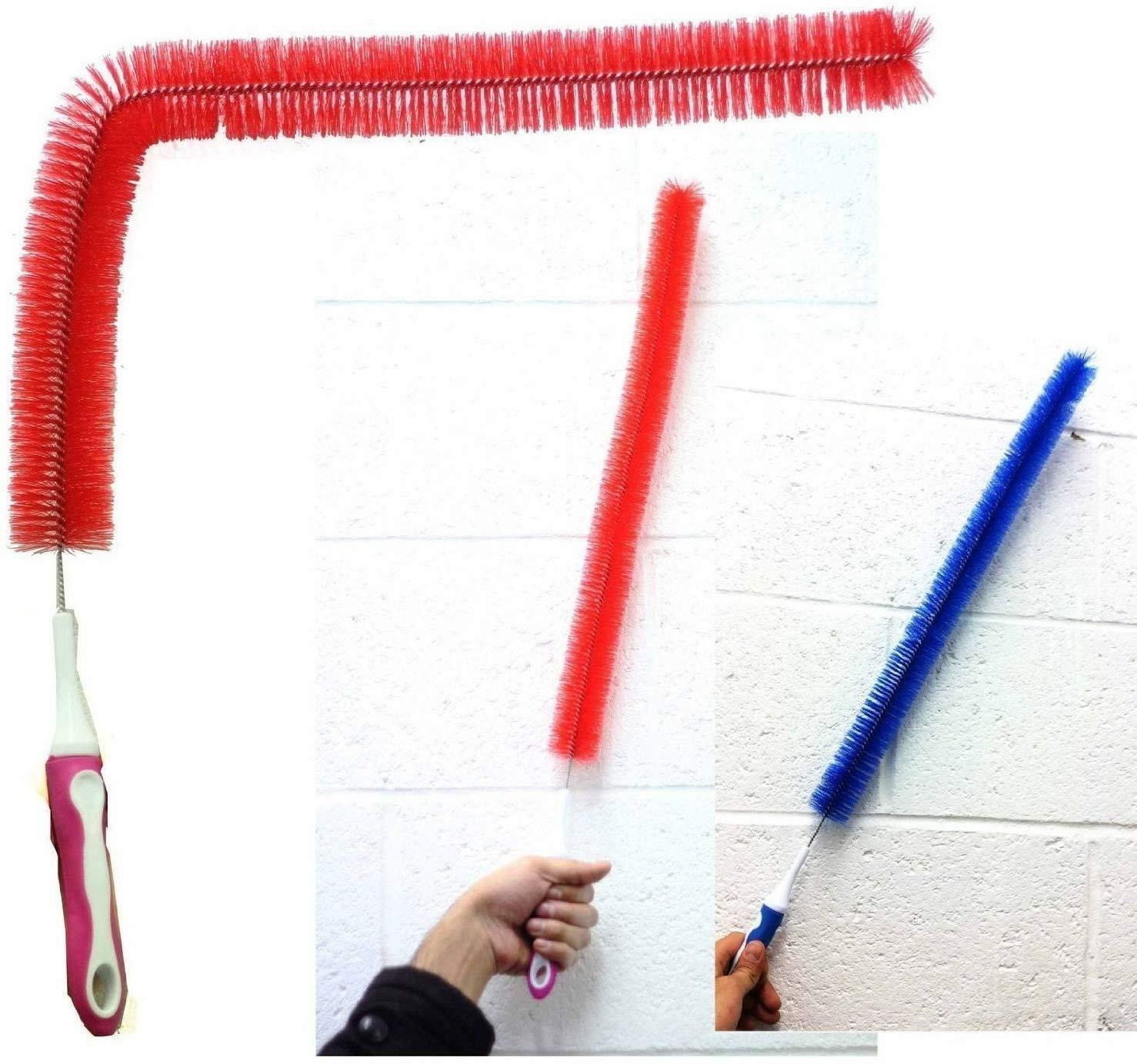 Limpiador de ventilación para secadora Diech, cepillo largo ...