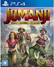 Jumanji: O Video Game - PlayStation 4