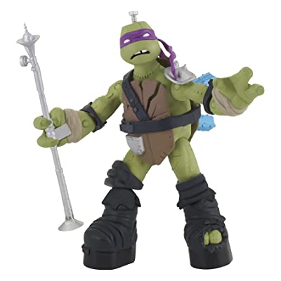 "Teenage Mutant Ninja Turtles FrankenDon Basic Action Figure, 5"": Toys & Games"