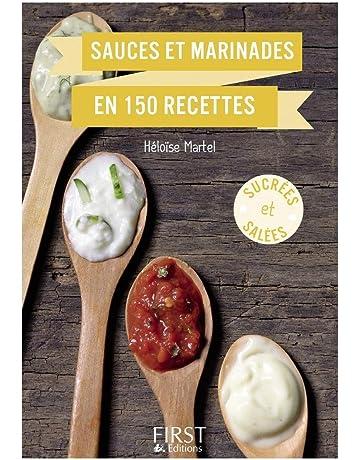 Amazon Fr Sauces Bases De La Cuisine Livres