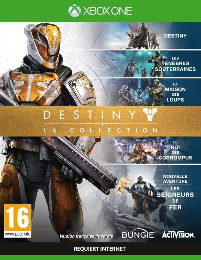Activision Destiny: The Collection, Xbox One Básico Xbox One ...
