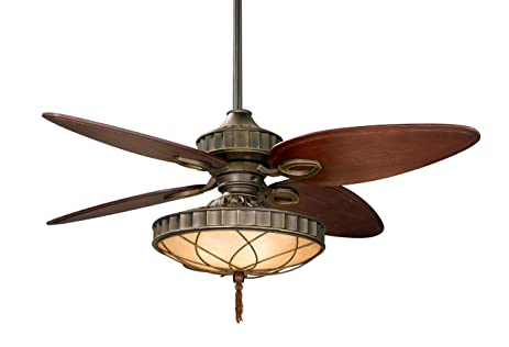 fanimation lb270vz220 bayhill 4blade ceiling fan with 220volt filigree bowl