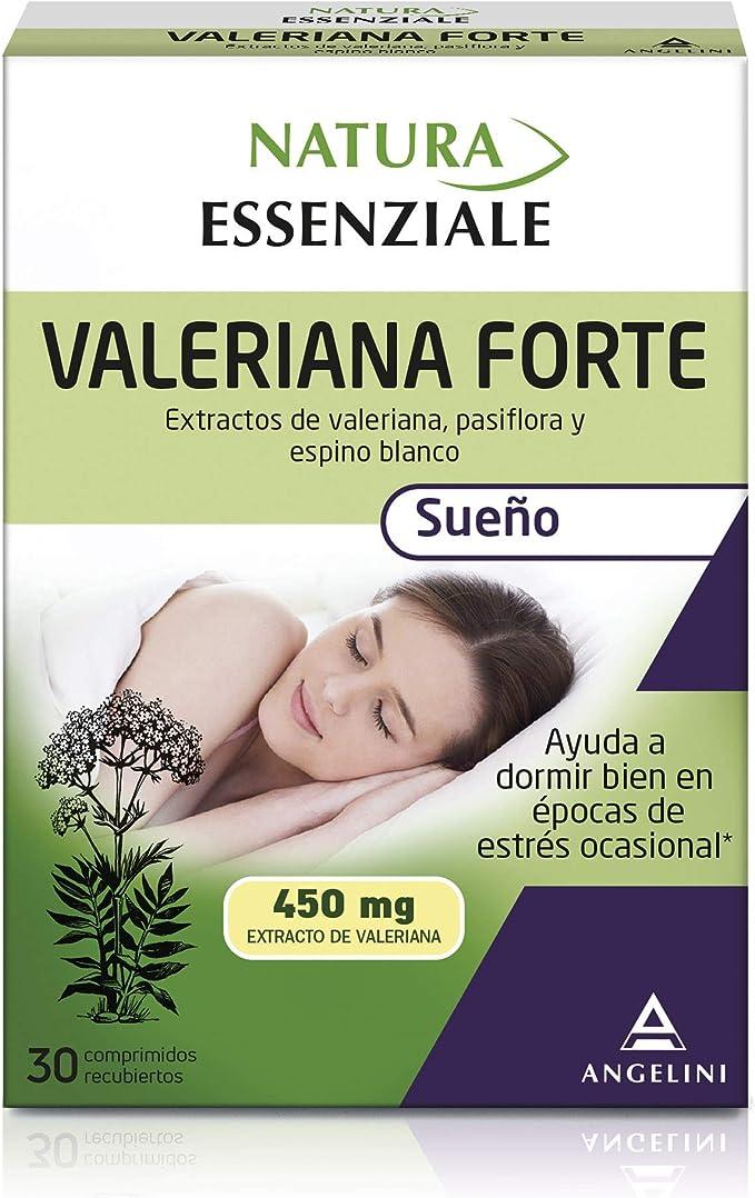 Valeriana Forte - 30 Comprimidos: Amazon.es: Salud y cuidado personal