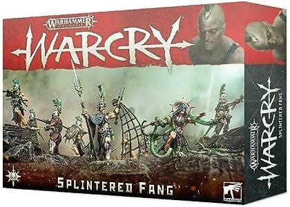Games Workshop Warhammer WARCRY: The SPLINTERED FANG