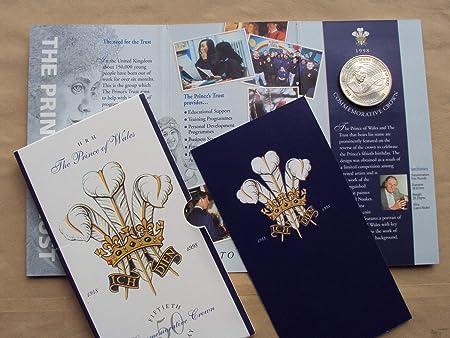 from The Royal Mint - Corona Conmemorativa del 50 cumpleaños ...