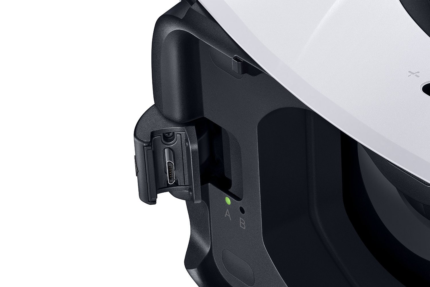 Samsung Gear VR Virtual Reality Headset Black Lightweight Easy to Use Wide FOV by Samsung (Image #5)