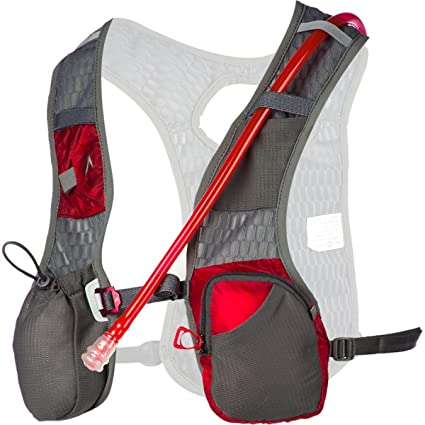 60fdc2967f Amazon.com : UltrAspire Spry Race Vest (Ultra Red) : Hiking Hydration Packs  : Sports & Outdoors