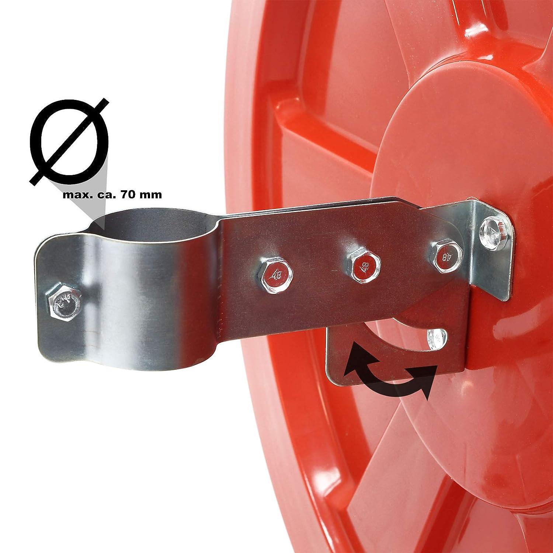 Espejo convexo tr/áfico seguridad Panor/ámico Angular Di/ámetro 80cm Seguridad vial Autom/óviles Parking