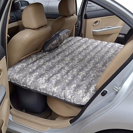 JISHUQICHEFUWU Coche colchón Inflable/cojín de Aire Cama de los niños/Posterior del Coche