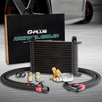 Amazon.com: Gplus 15 Fila Termostato adaptador Motor Racing ...