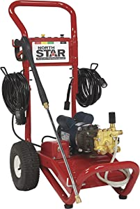 NorthStar Electric Cold Water Portable Pressure Washer Power Washer - 1700 PSI, 1.5 GPM, 120 Volt