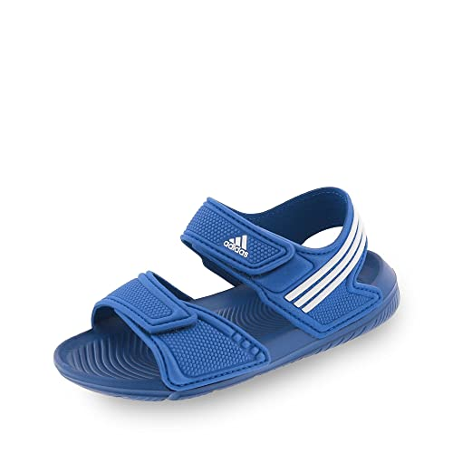 Bleu Chaussures Bout Ouvert Enfants Adidas uxp8k1a