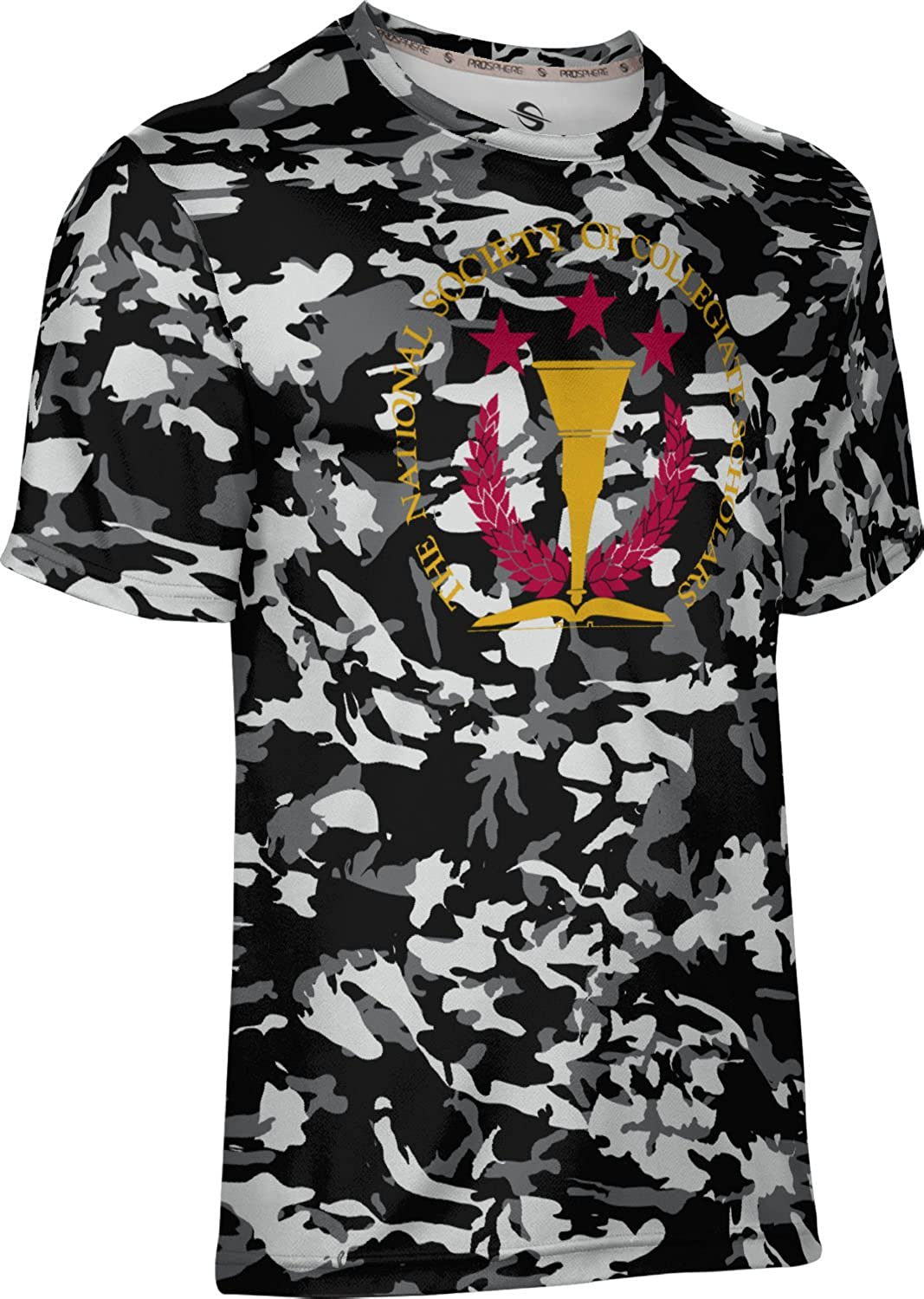 Camo The National Society of Collegiate Scholars Mens Performance T-Shirt CD537D46