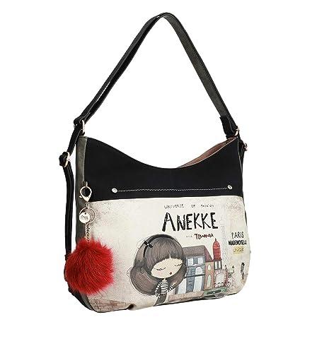 Anekke Precioso bolso hobo convertible en mochila: Amazon.es ...