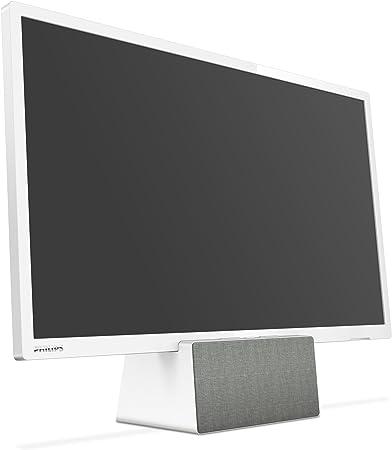 TV 24 FHD VGA SATEL 75X75 WHITE: Philips: Amazon.es: Electrónica