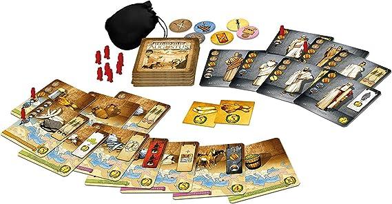 Hurrican Rise of Augustus - Juego de tablero: Amazon.es: Juguetes y juegos