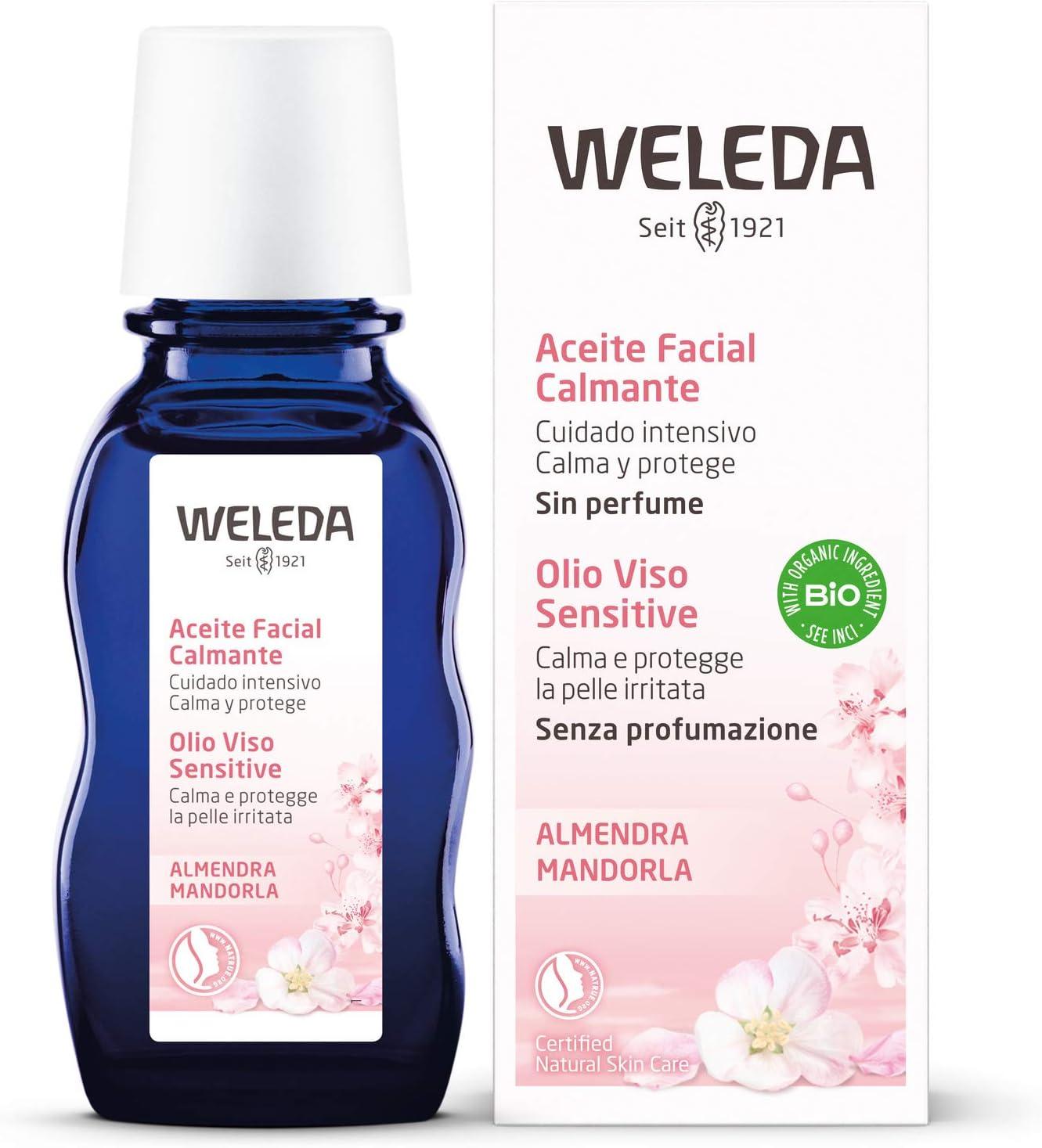 WELEDA Aceite Facial Calmante de Almendra (1x 50 ml)