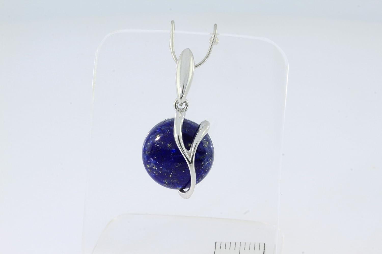 ARTIPOL Pendentif avec pierre v/éritable fabr europ/éenne style fran/çais P 30-04 Diverses pierres Bijoux en argent R/éf