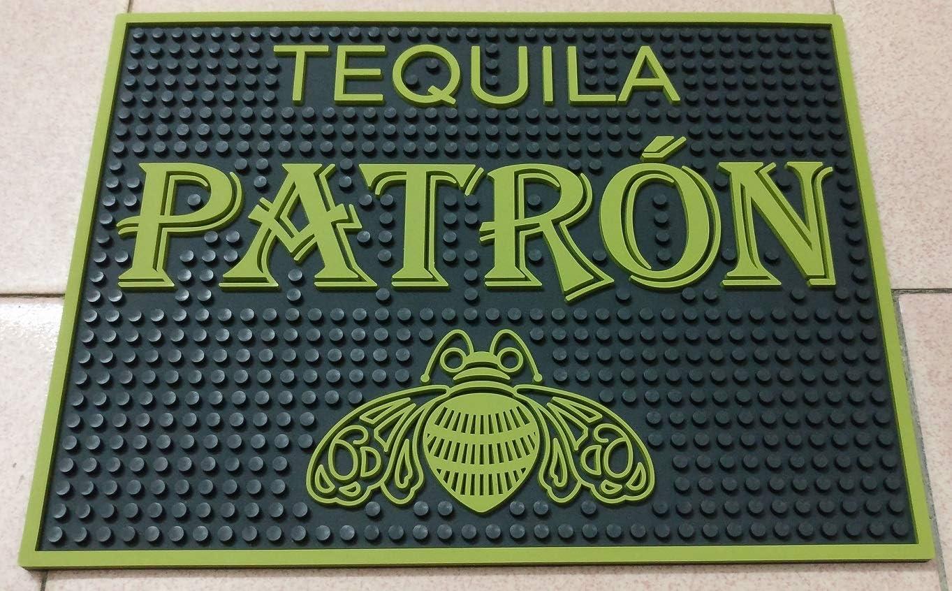 Brand New Tequila Patron Barmat Spill Mat
