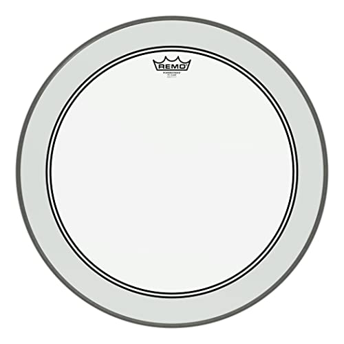 Remo Powerstroke P3 Clear Bass Drumhead