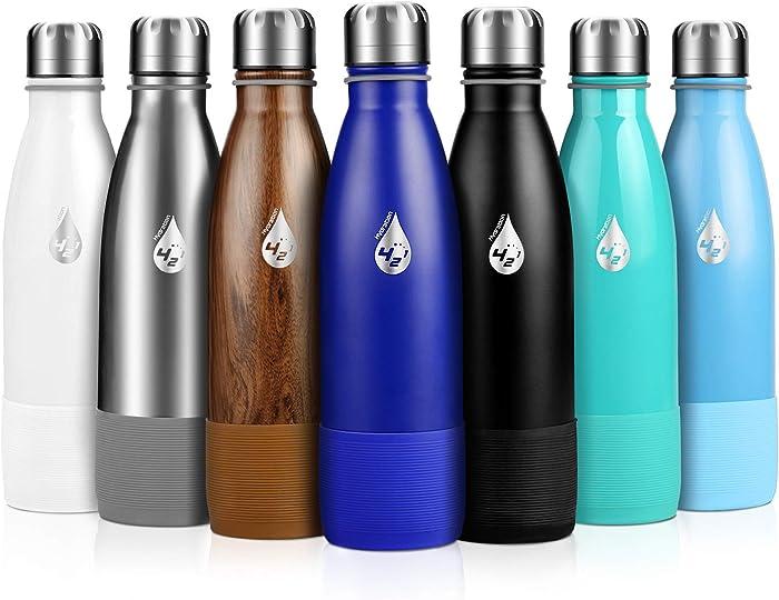 Top 10 Ariel 17 Oz Vacuum Bottle