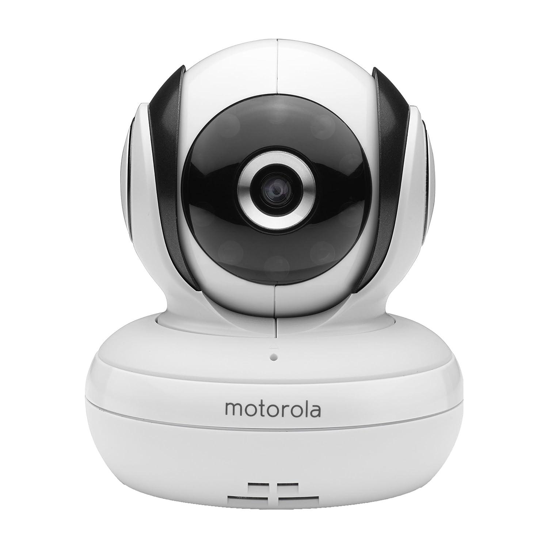 Motorola MBP 36S BU - Camera aggiuntiva per MBP33S & MBP36S, Bianco