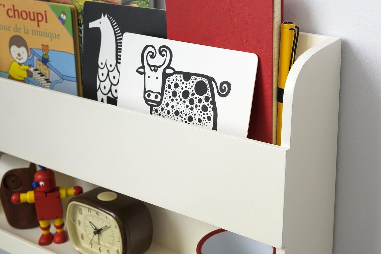 Estanter/ía Tidy Books color blanco