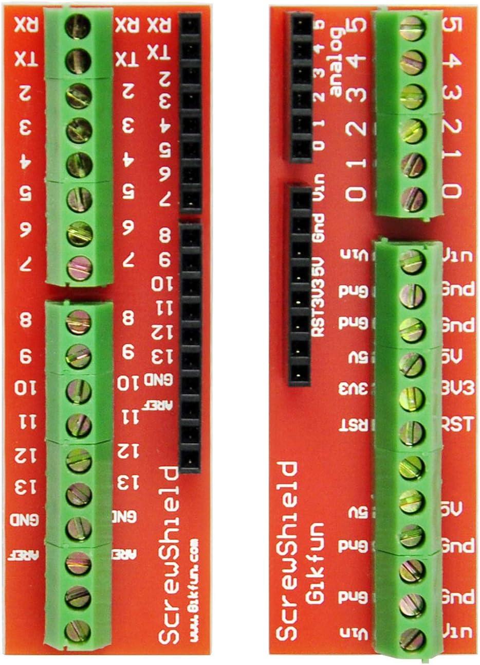 V3 Arduino Proto Screw Shield Expansion Board compatible Arduino UNO R3