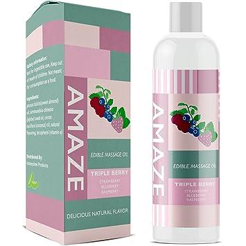 Erotic body shampoo