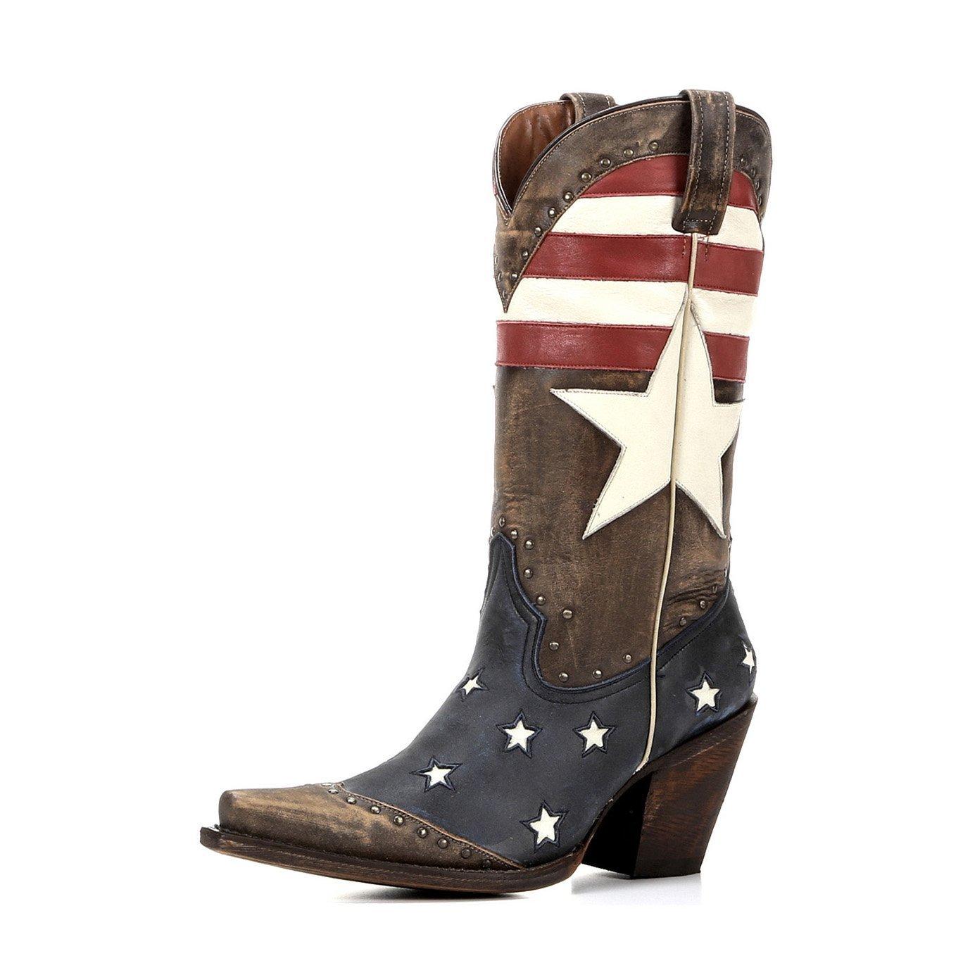 Redneck Riviera Women's Freedom Boot - Vintage Cinnamon B07CTSVW4R 10 B(M) US