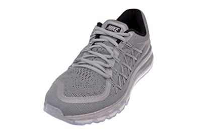 new product b7581 16a06 Nike Air Max 2015 Mens Limited 3M Silver Reflect Premium Running shoe (8)