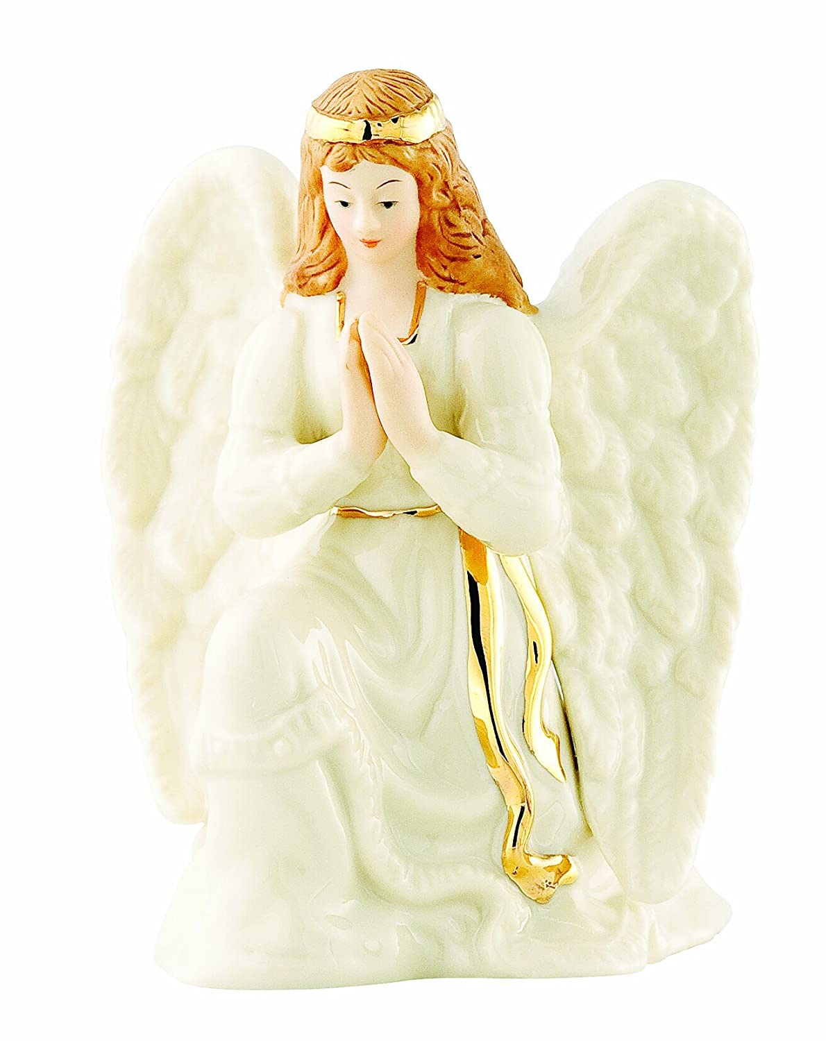 Amazon.com: Belleek 7244 Christmas Classic Nativity Angel ...