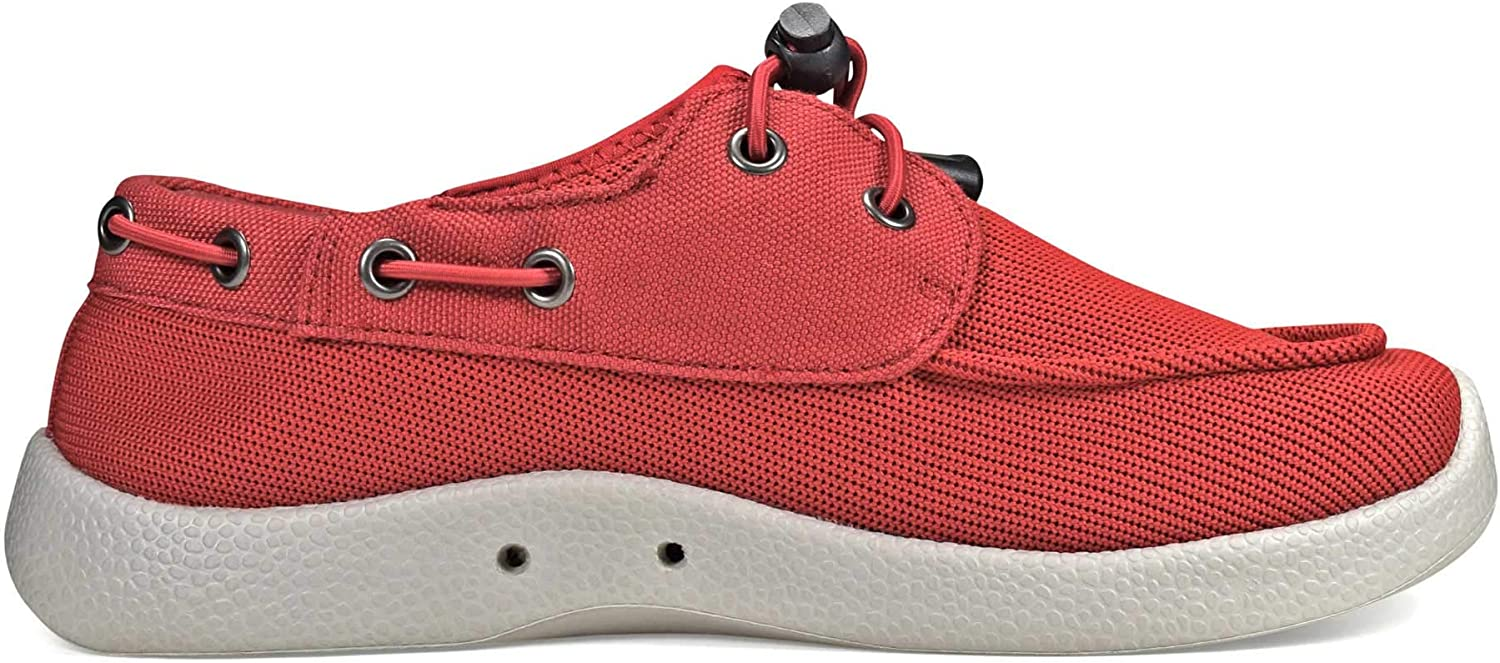 SoftScience The Cruise Speedlace Womens Boat Shoes