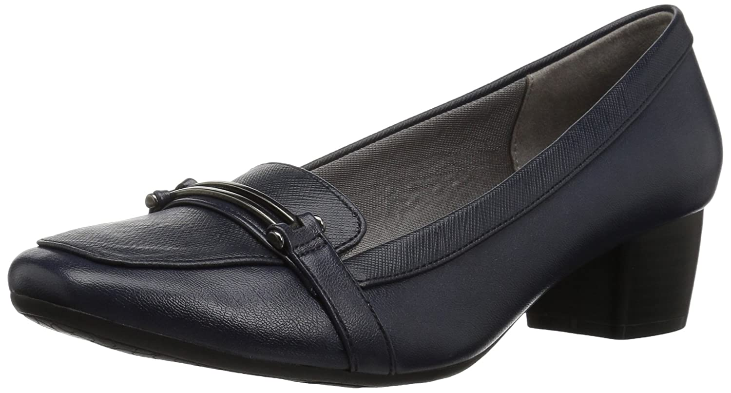 LifeStride Women's Evette Dress Pump Black Size 8.5