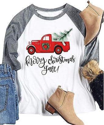 Tstars Christmas Reindeer Heart Cute Holiday 3//4 Sleeve Baseball Jersey Toddler Shirt